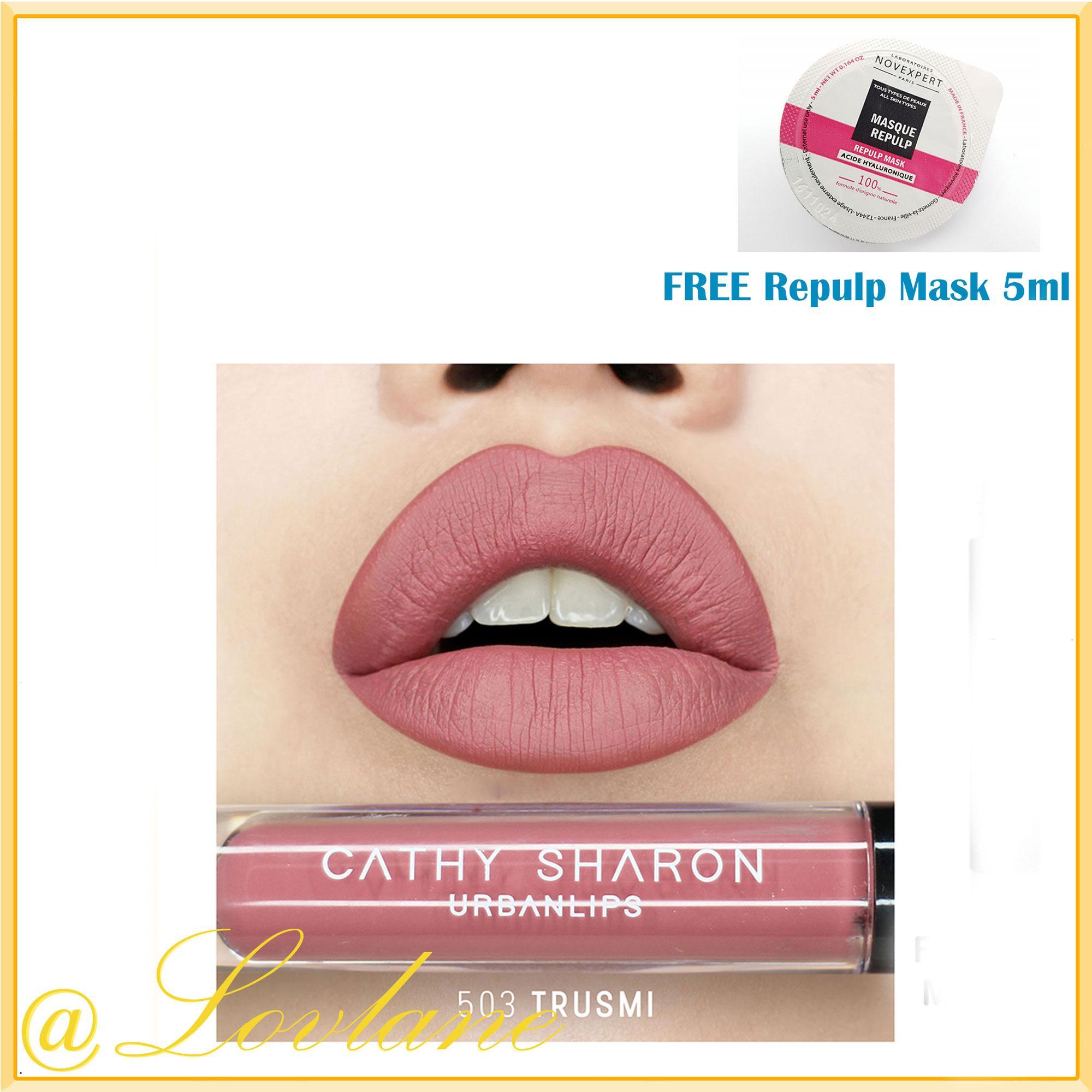 Harga Cathy Sharon Urbanlips 503 Trusmi Original Beauty Box Ori