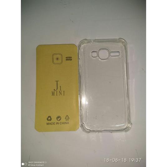 Anti Crack Softcase Silikonn Jelly Samsung J1 Mini
