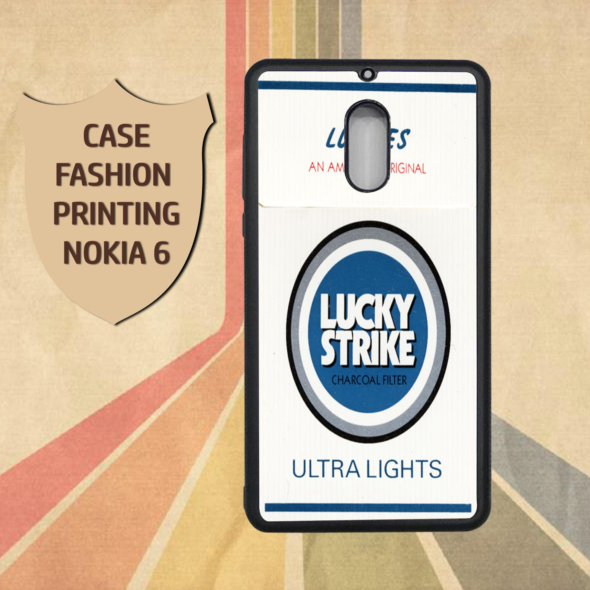 Rajamurah fasion printing case Nokia6 - 15