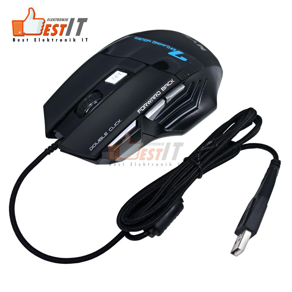NYK G07 USB Gaming Mouse