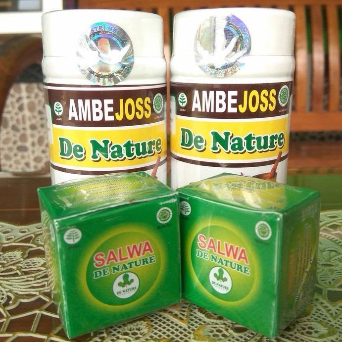 Harga De Nature Obat Wasir Ambeien Paket 2 Minggu Denature Baru