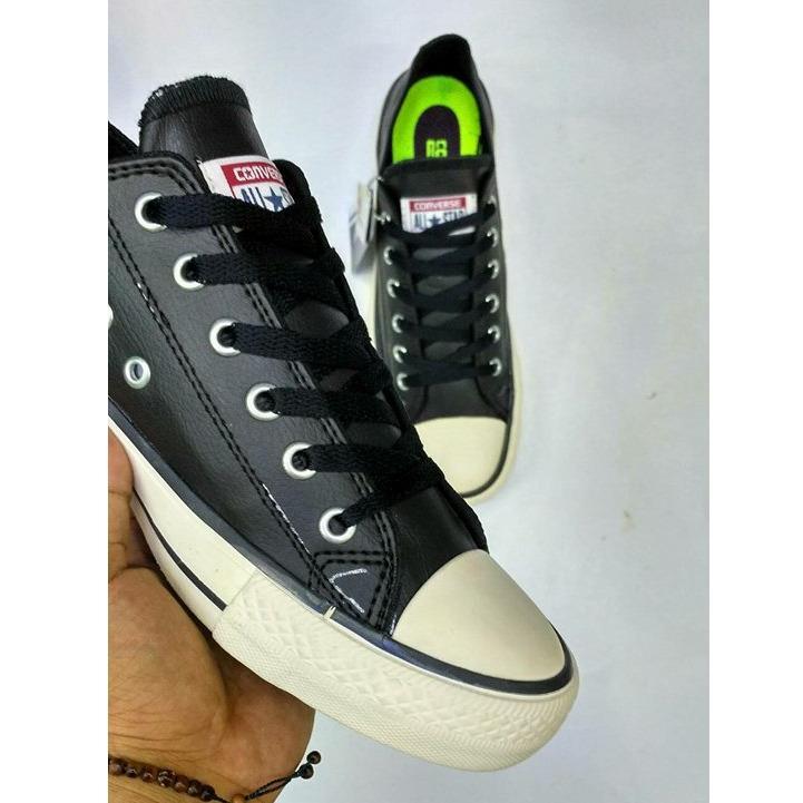 ... Detail Gambar Sepatu Sneakers FreeStyle Kulit Terbaru Bisa Bayar  Ditempat Terbaru ed13871c91