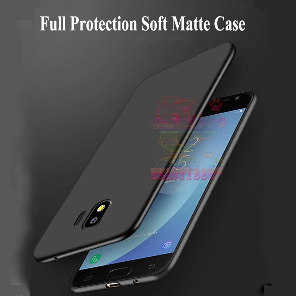... Lize Case Samsung Galaxy J4 2018 Rubber Silicone Anti Glare Skin Back Case / Silikon Samsung ...