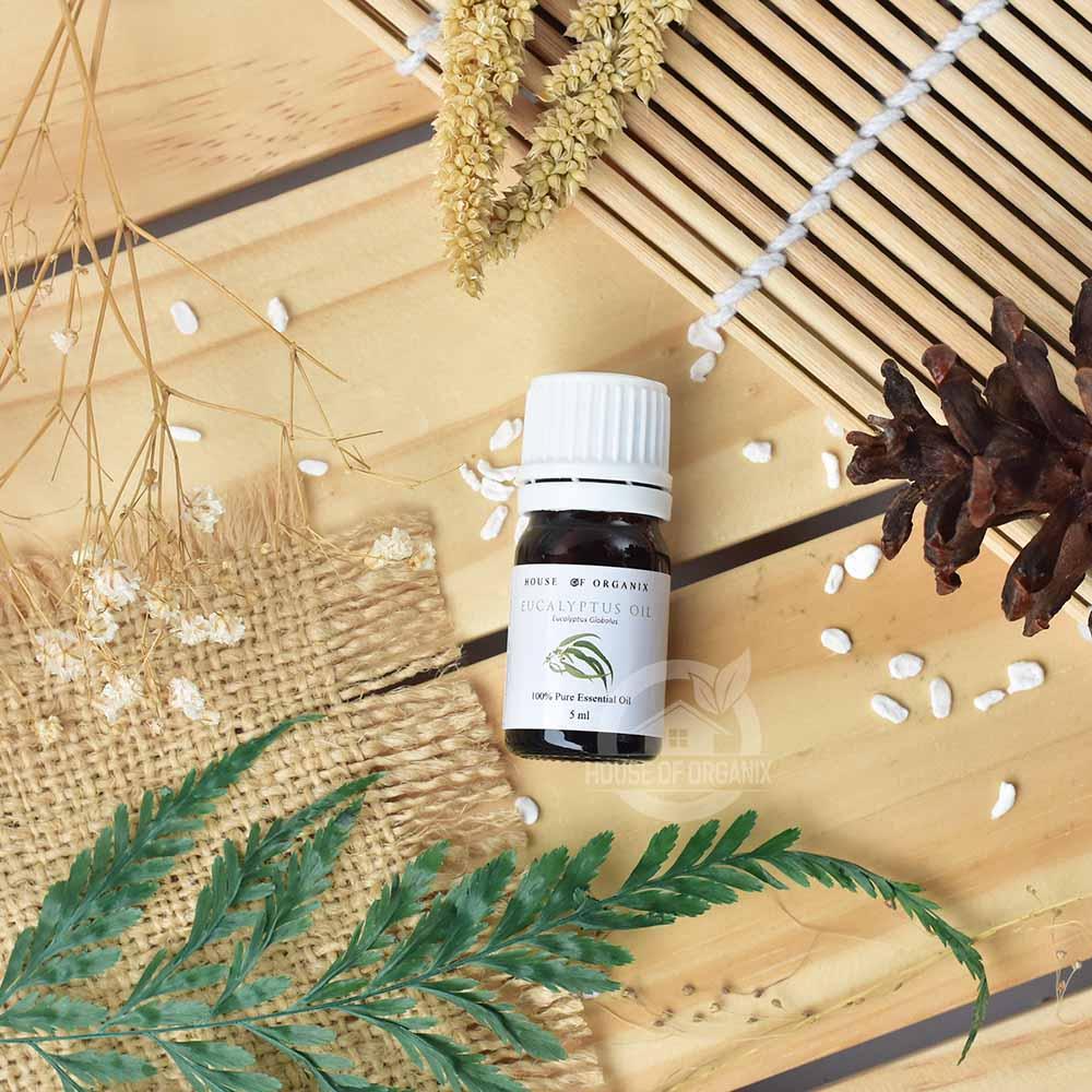 Eucalyptus Essential Oil Pure & Natural .