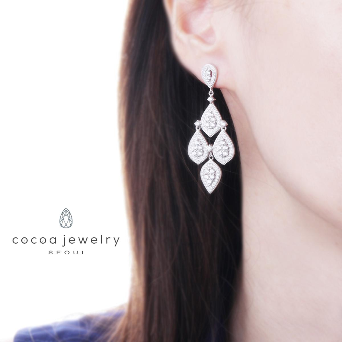 Kelebihan Cocoa Jewelry Love Rain Earring Terkini Daftar Harga Dan The Special Gift Anting Elegant 4