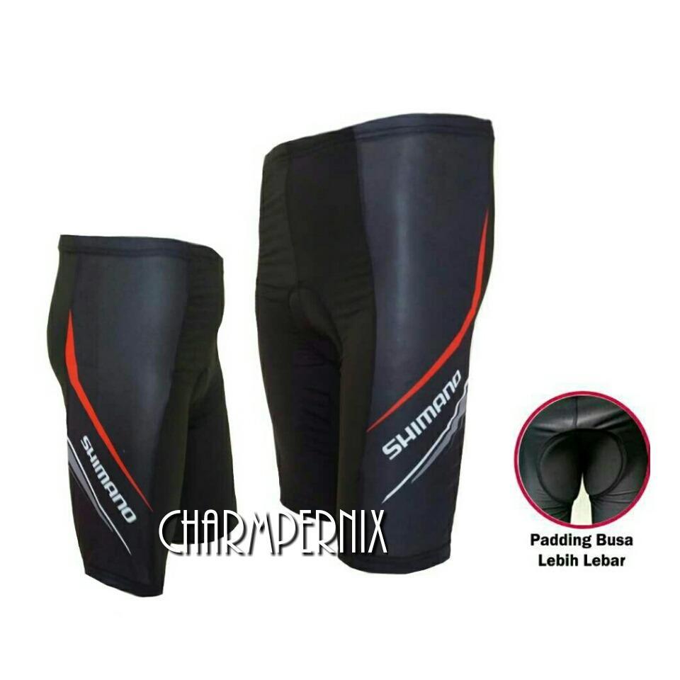 Celana padding Sepeda Ketat Pendek SH 001