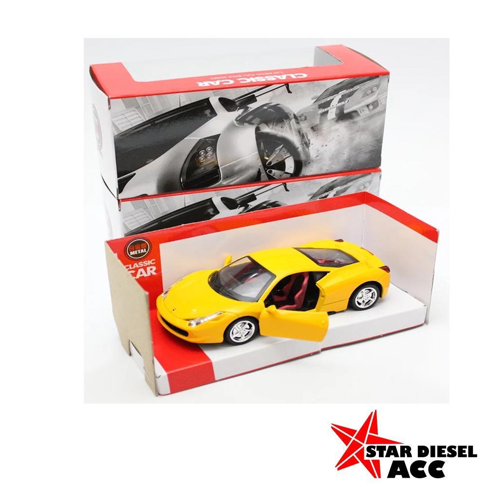 Harga Star Diesel Parfum Mobil Ferrari Kuning Yang Bagus