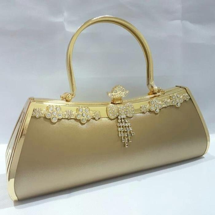 Fitur Idolabags Tas Pesta Wanita Clutch Hand Bags Farnell Import Ori ... 4419629776