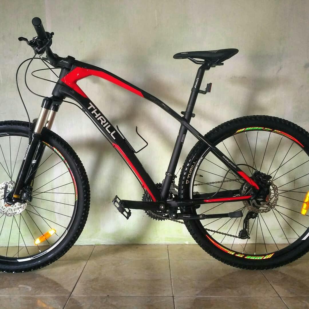 Kelebihan Sepeda Gunung Thrill Terkini