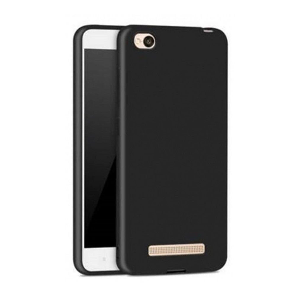Case Slim Black Matte Xiaomi Redmi 4A Softcase Black