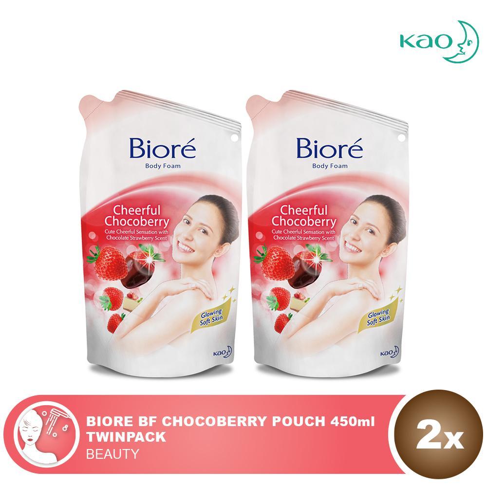Kehebatan Biore Body Foam Relaxing Aromatic Refill 250ml Dan Harga Experience Exotic Cinnamon 220ml Chocoberry 450ml 2pcs
