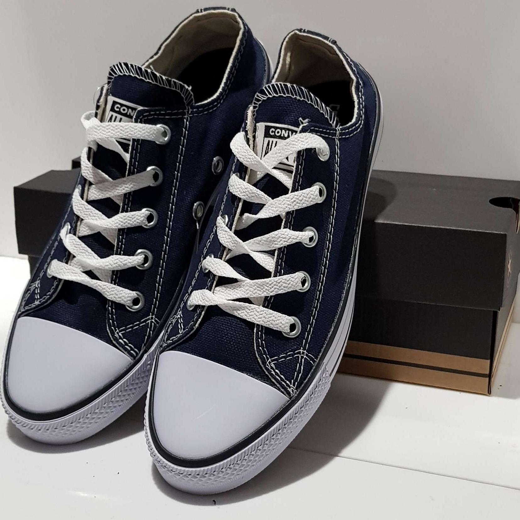 Detail Gambar Sepatu sekolah sepatu gaul sepatu canvas converse allstar  Terbaru eaaeac0816