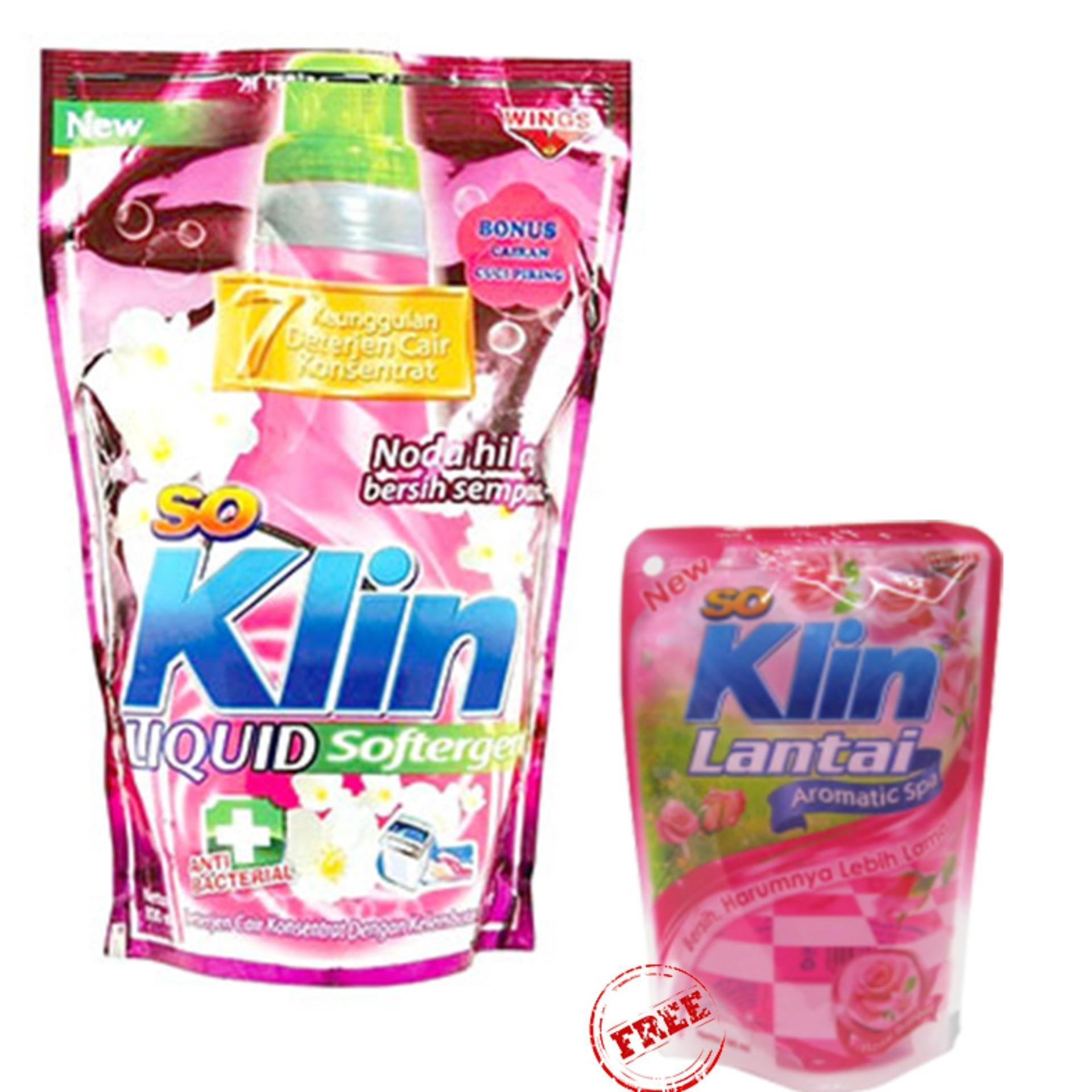 Kelebihan Klin Pak Cling Wrap Refil Terkini Daftar Harga Dan Bagus Refill 30 Cm X M Polyethylene Non Pvc So Liquid Detergen Gratis Lantai