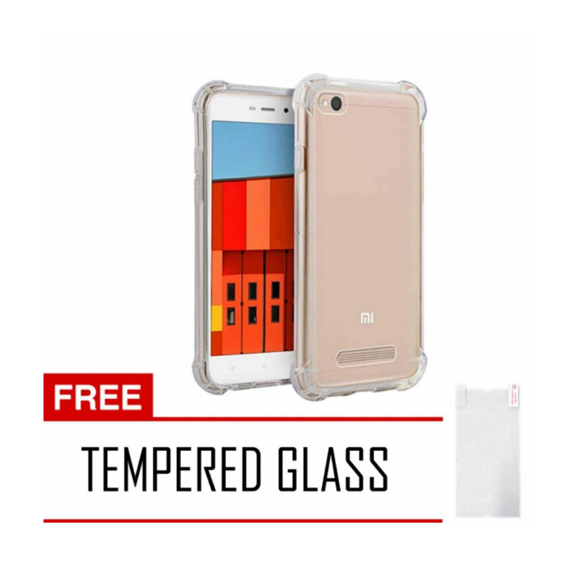 Kelebihan Case 9star For Xiaomi Redmi 4a Softcase Anti Crack Shock Elegant Free Tempered