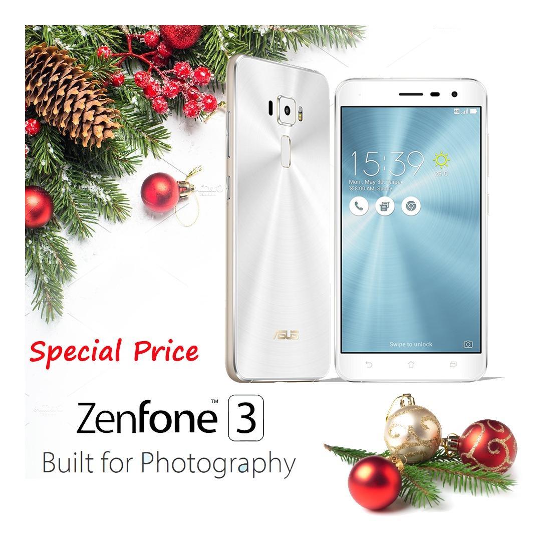 Jual Asus Zenfone 3 Ze520Kl 4Gb Ram 32Gb Internal Garansi Resmi Ori