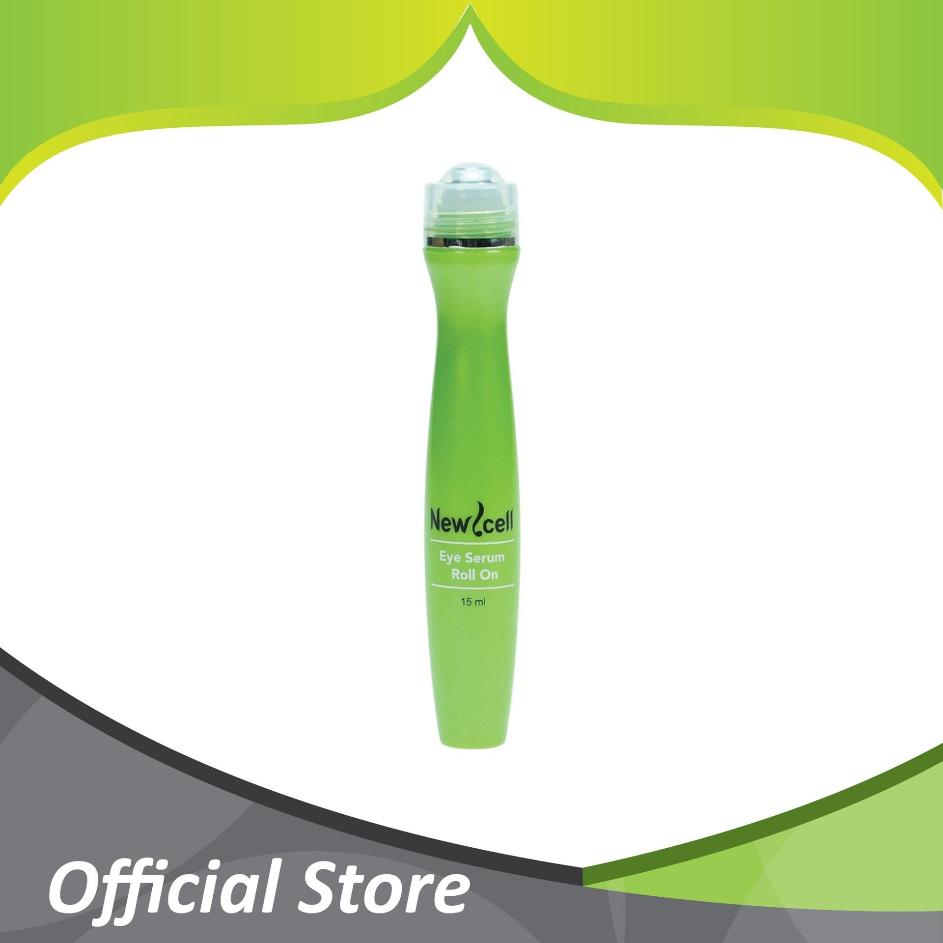 Purbasari New Cell Eye Serum Roll On