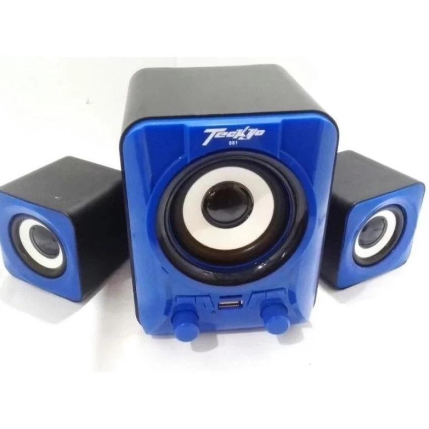 Speaker Tekyo 881 By Gmc - Suport Usb & Mmc