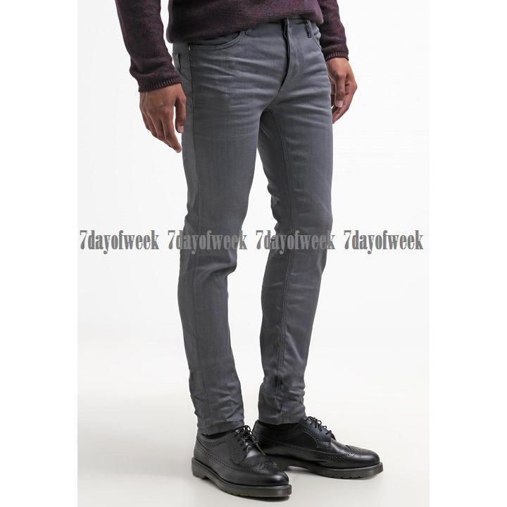 7dayofweek - celana skinny jeans denim grey (abu-abu) premium / BEST SELLER