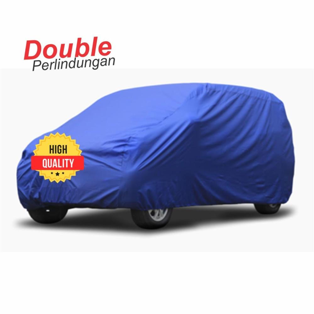 Harga Mantroll Cover Mobil Agya Dan Ayla Biru Benhur Satu Set