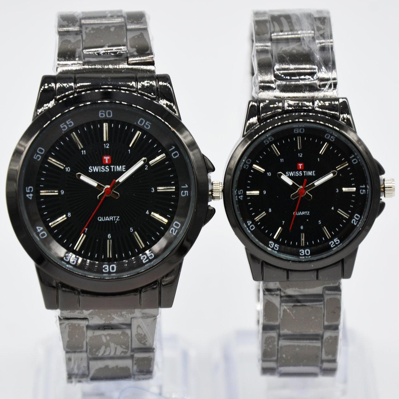 Swiss Army/Time Jam tangan Pria&Wanita (Couple) - S121249
