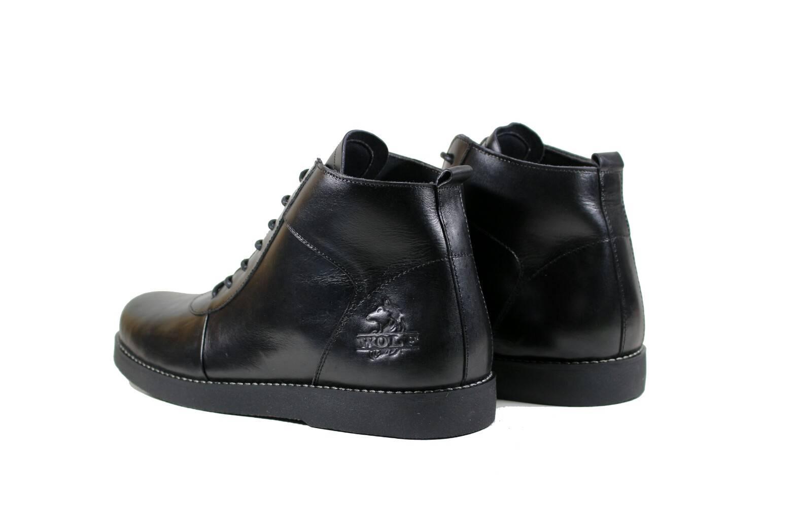 ... Sepatu Kulit Pria - Sepato Boots Pria - Sepatu Boots Brodo Pria Wolf -  Sepatu Kulit ... f8ddf65a21
