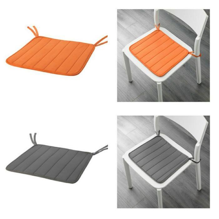 Ikea Vintergack Alas Kursi Isi Busa Tipis 31x31x0.7Cm, Chairpad