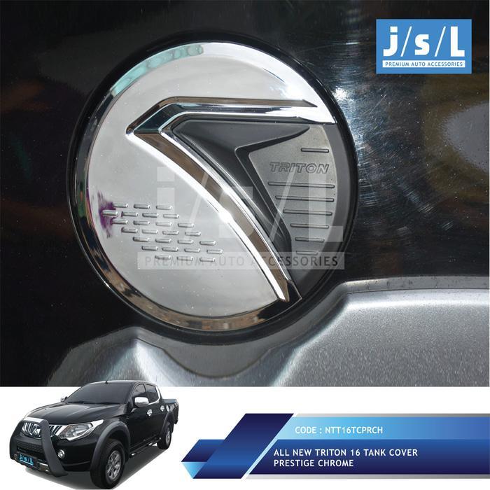 All New Triton Cover Tutup Bensin JSL/Tank Cover Prestige