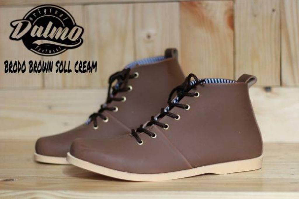BRODO B A E WEAH Sepatu Brodo Dalmo Boots - Dalmo original