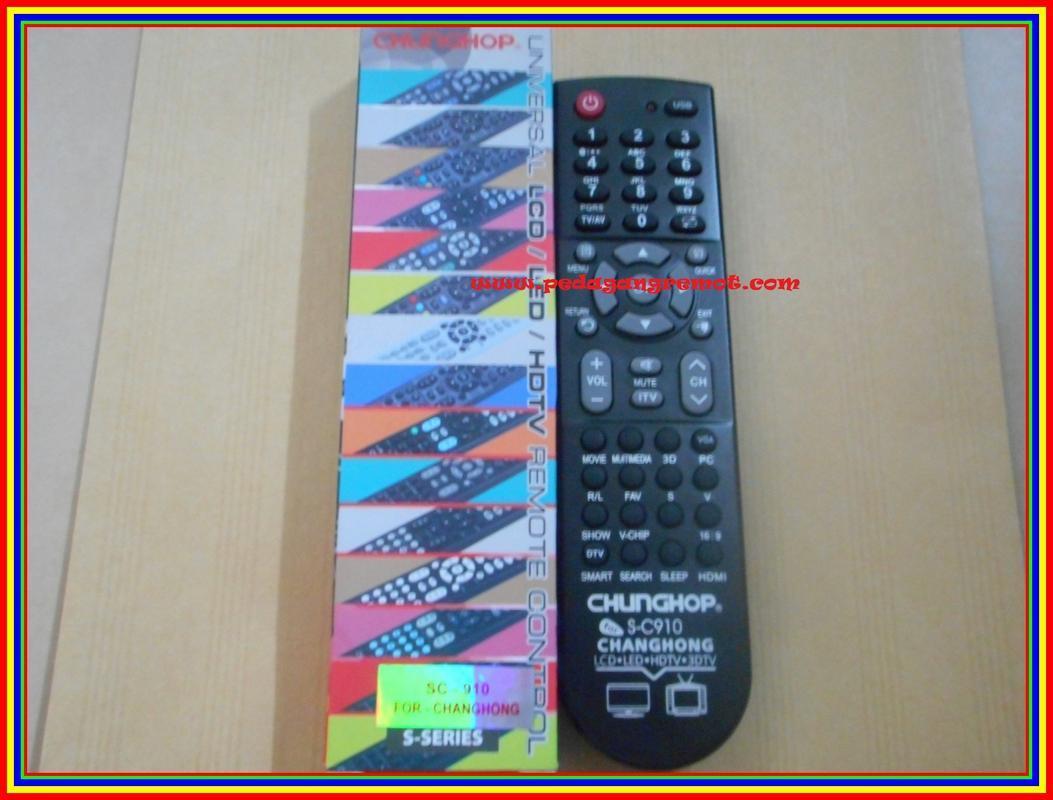 Kelebihan Remot Remote Tv Sharp Aquos Lcd Led Multi Universal Plasma Changhong