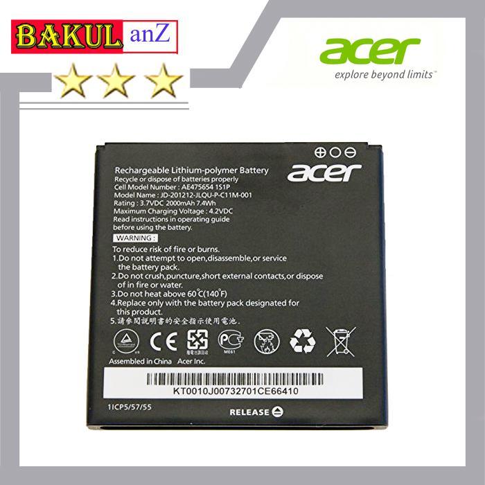 Baterai Battery Handphone Acer Liquid E2 V370 - Batu Batre Batrai Acer Original