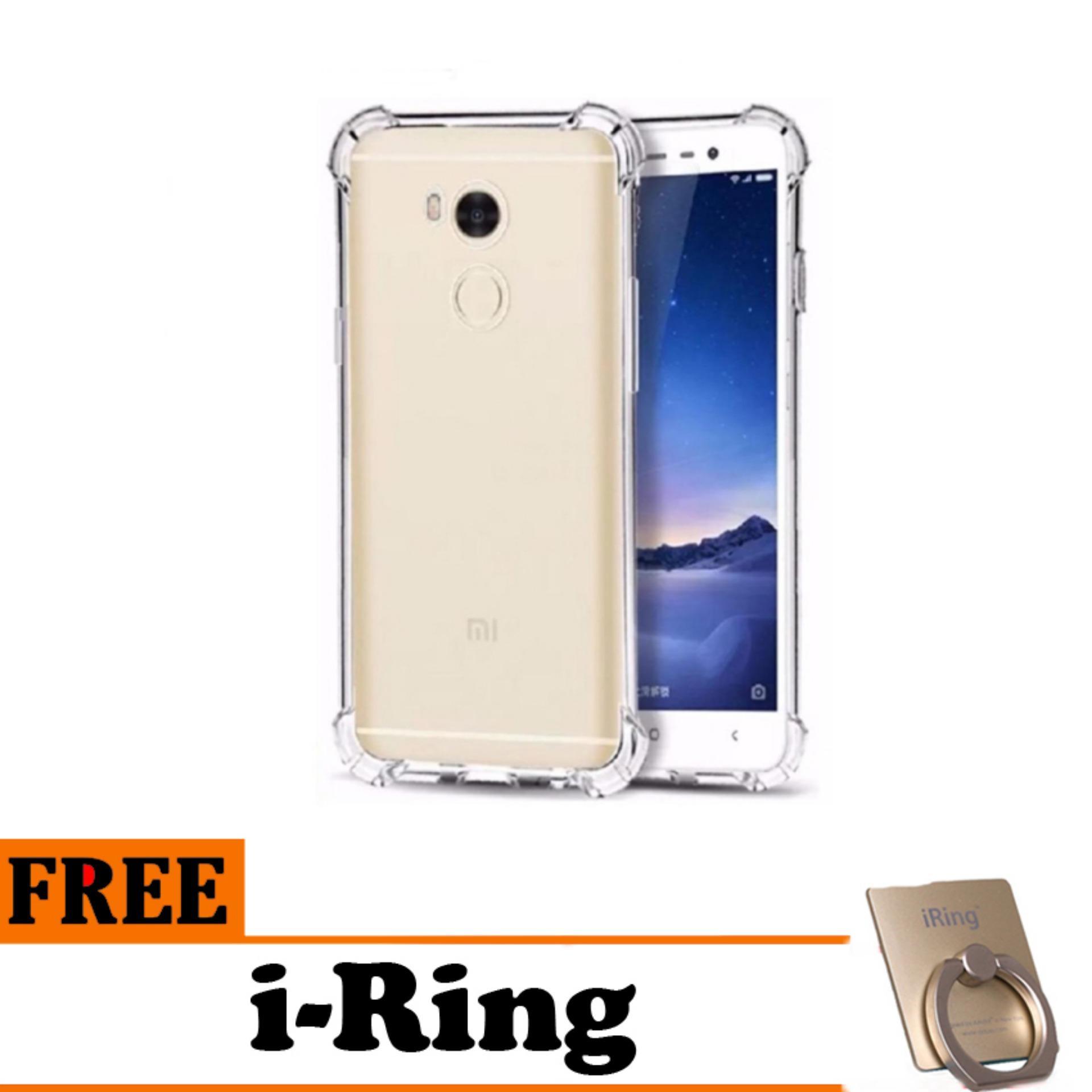 Cek Harga Baru Anti Crack Case Xiaomi Redmi 2 Prime Shock Softcase S2 Elegan For 4 Clear