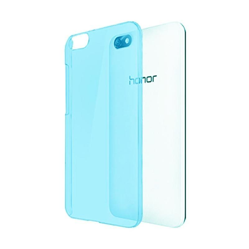 Ume Huawei Honor 4X Ultrathin Huawei Honor 4X / Silikon Huawei Honor 4X / Silicone / Ultra Thin 0.3mm Casing Huawei Honor 4X - Biru