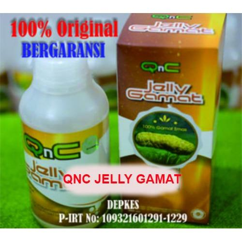 Harga Qnc Jelly Gamat Suplemen Herbal Asli 100 Original Merk Qnc Jelly Gamat