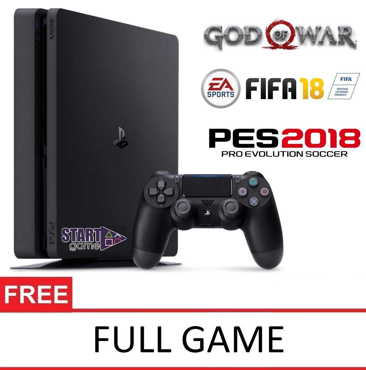 Fitur Sony Playstation 4 Garansi Cuh 1206a B01 Hitam The Slim 500gb 2006a Full Game