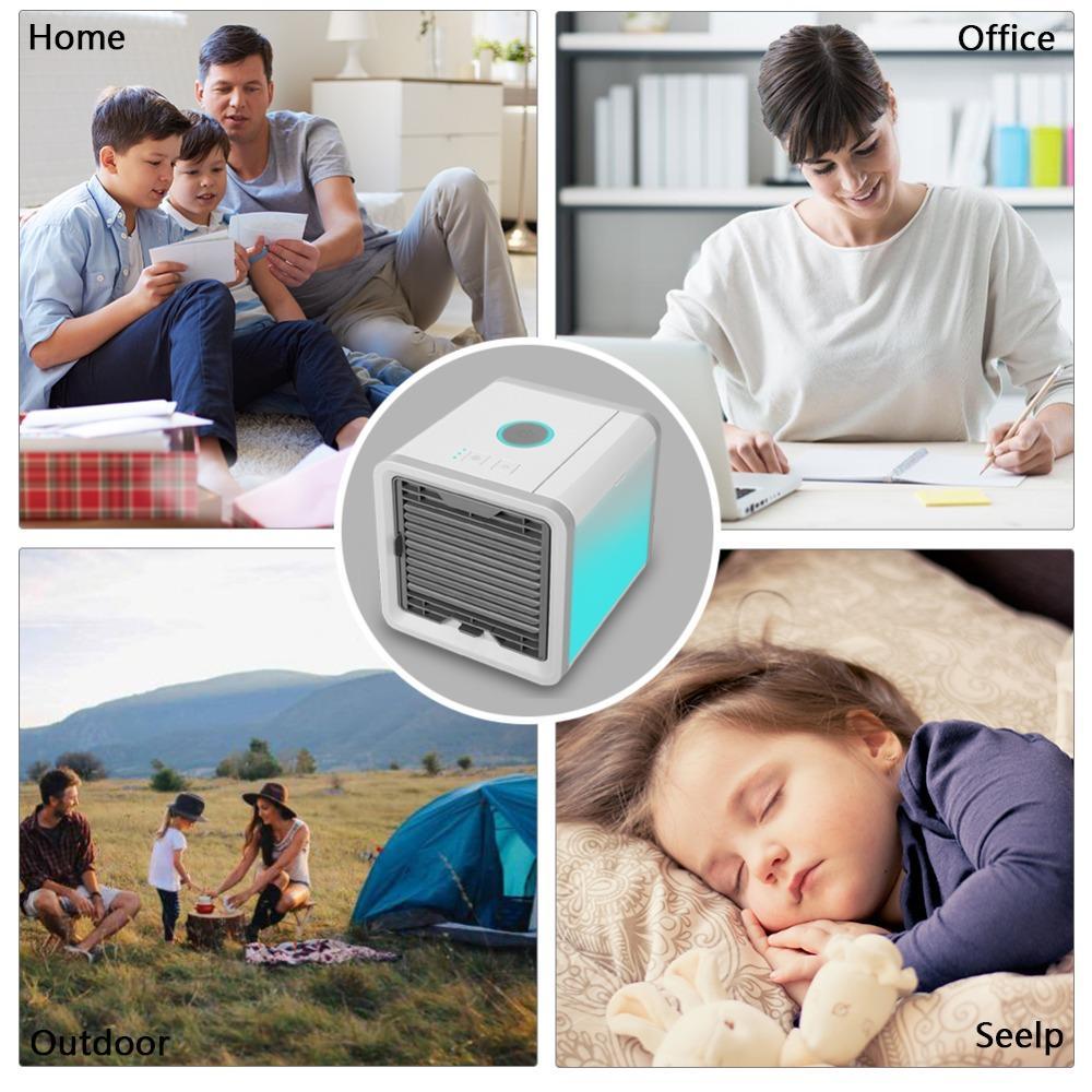 Cek Harga Baru Portable Mini Air Conditioner Cooler Arctic Sanyo Ref B130 Personal Space Quick Easy Way To Cool