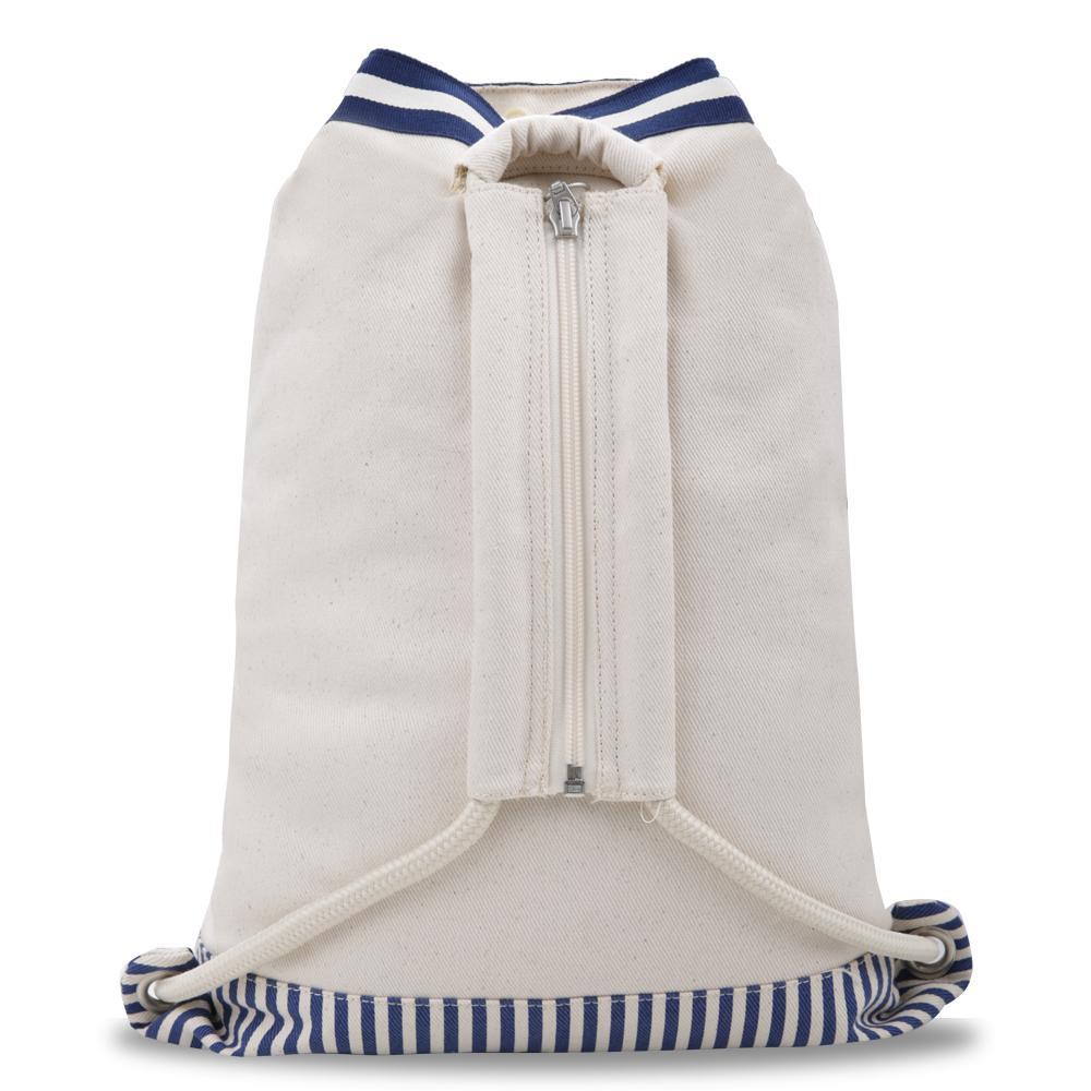 ... Exsport Away Drawstring Bag - Cream - 3 ...