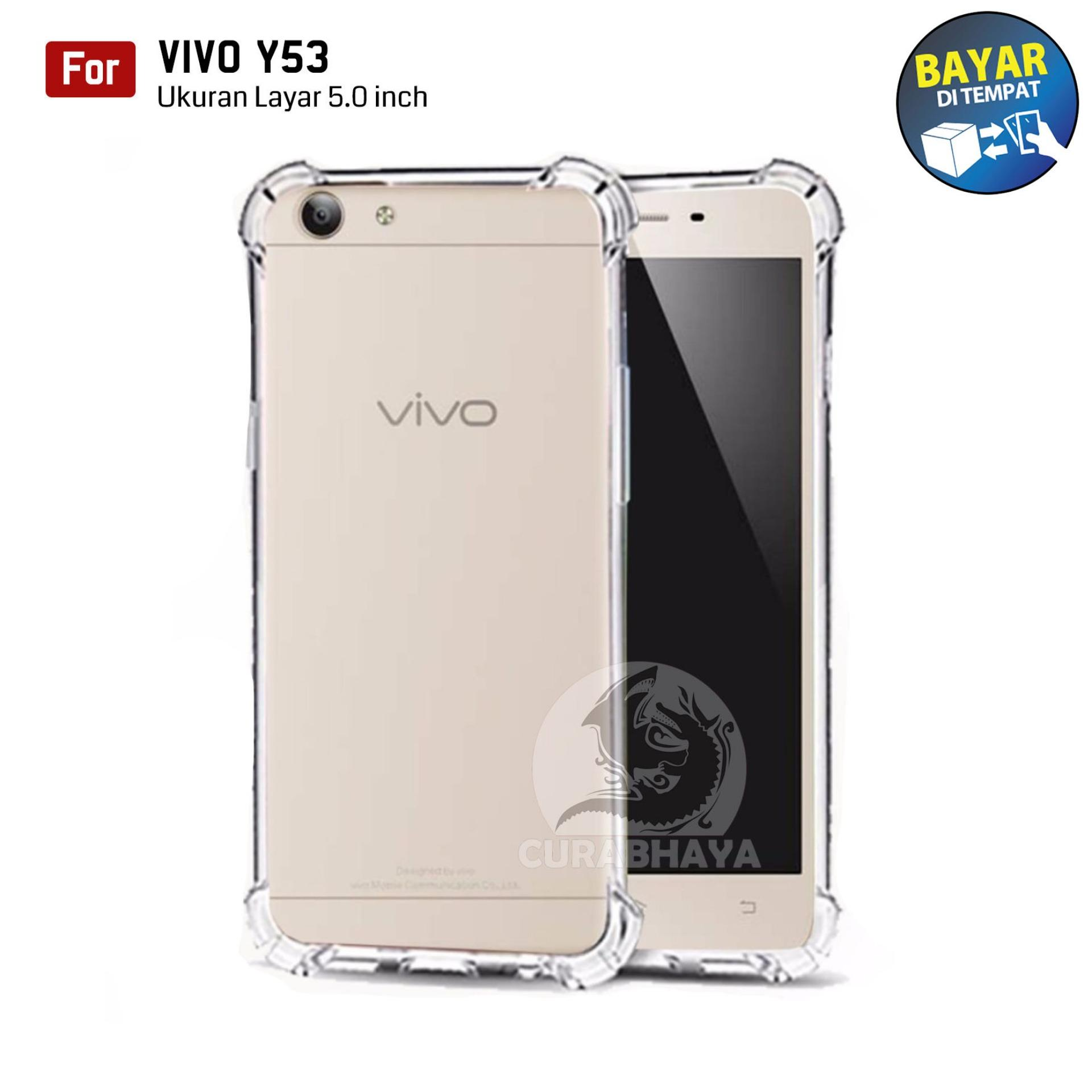 AirShock Vivo Y53 / Y53L / Y53S / Y53T | Anti Crack Premium Softcase Cushion ShockProof