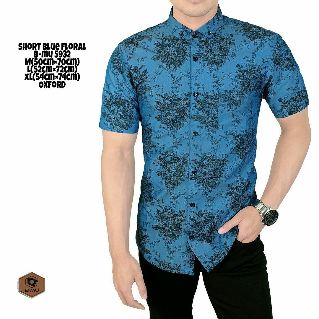 Toko The Most Kemeja Pendek Corak Bunga Warna Hitam Hijau Krem Short Slevees Fashion Pria Kerah Lipat Distro Casual Formal Batik Kerja Kantor Fashion Pria Atasan Pria Kameja Motif Kembang Bunga Termurah Di Jawa Barat