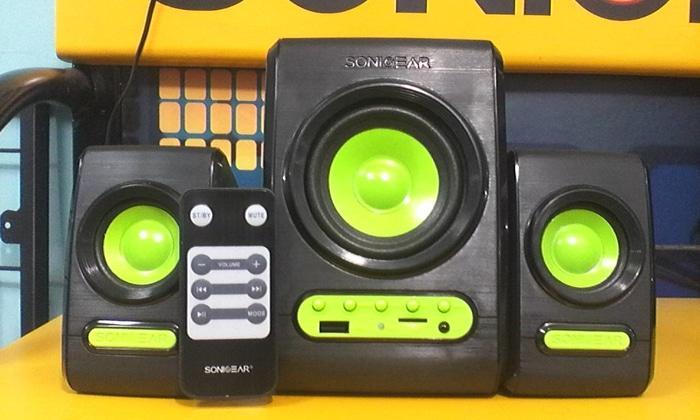 Popularitas Terlaris Speaker Aktif Speaker Sonic Gear Quatro V