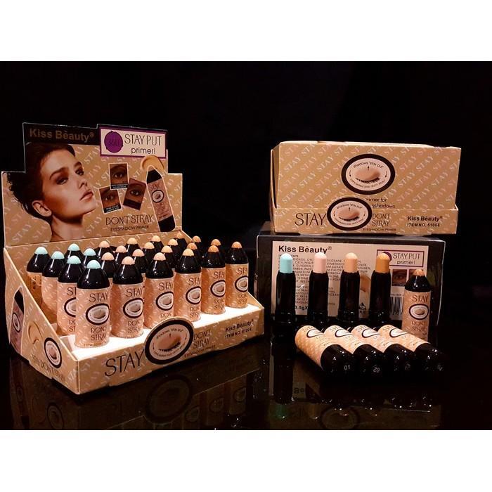 Dijual STAY PUT PRIMER Kiss Beauty Eyeshadow Primer Don T Stray Concealers Berkualitas
