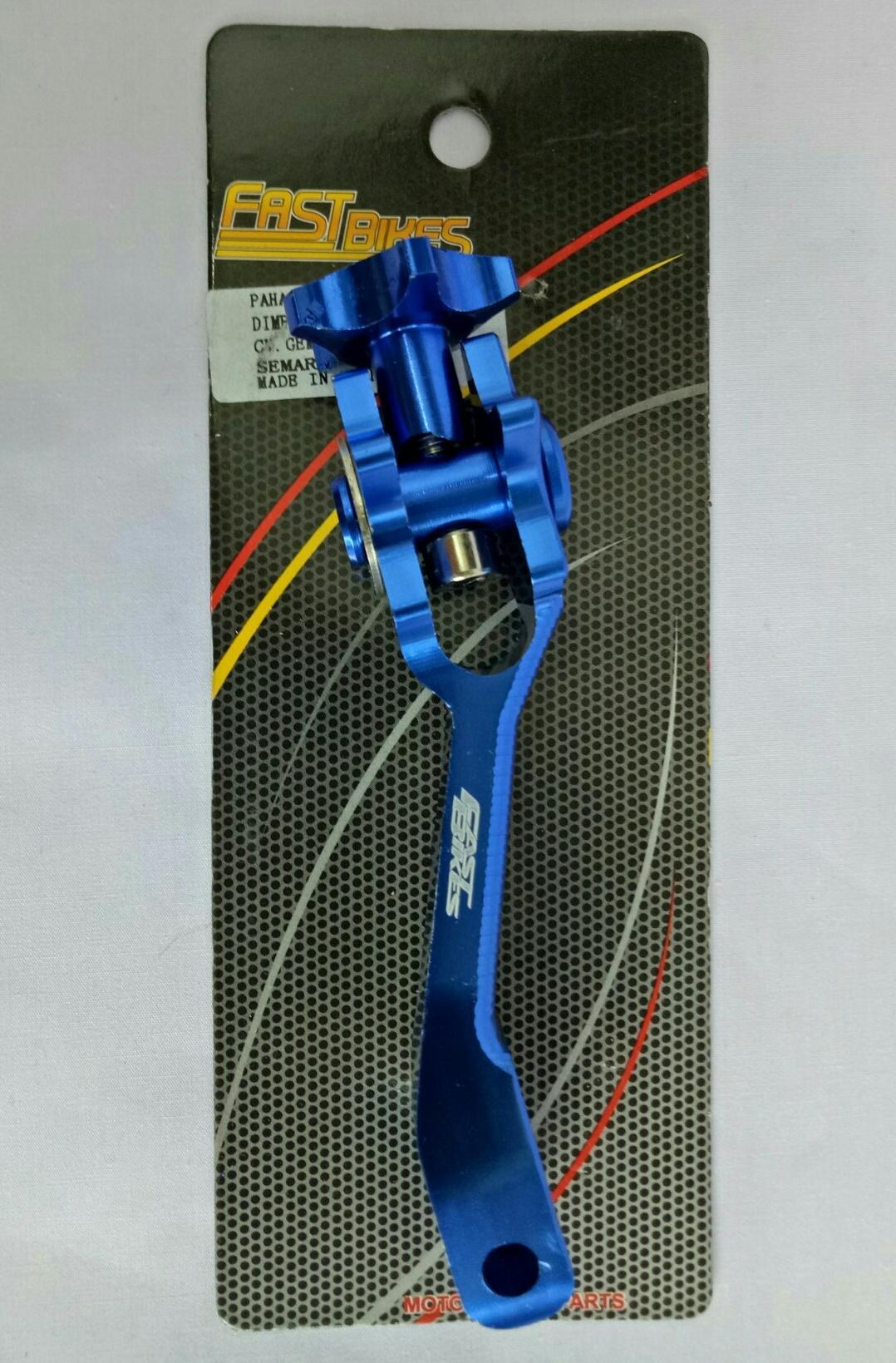 Kelebihan Fastbikes Paha Rem Universal Cnc Biru Terkini Daftar Detail Gambar Terbaru