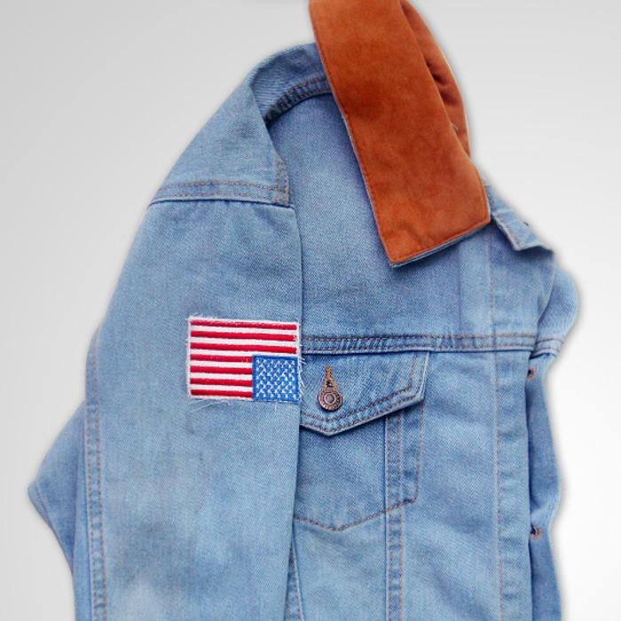 jaket dilan jaket jeans pria