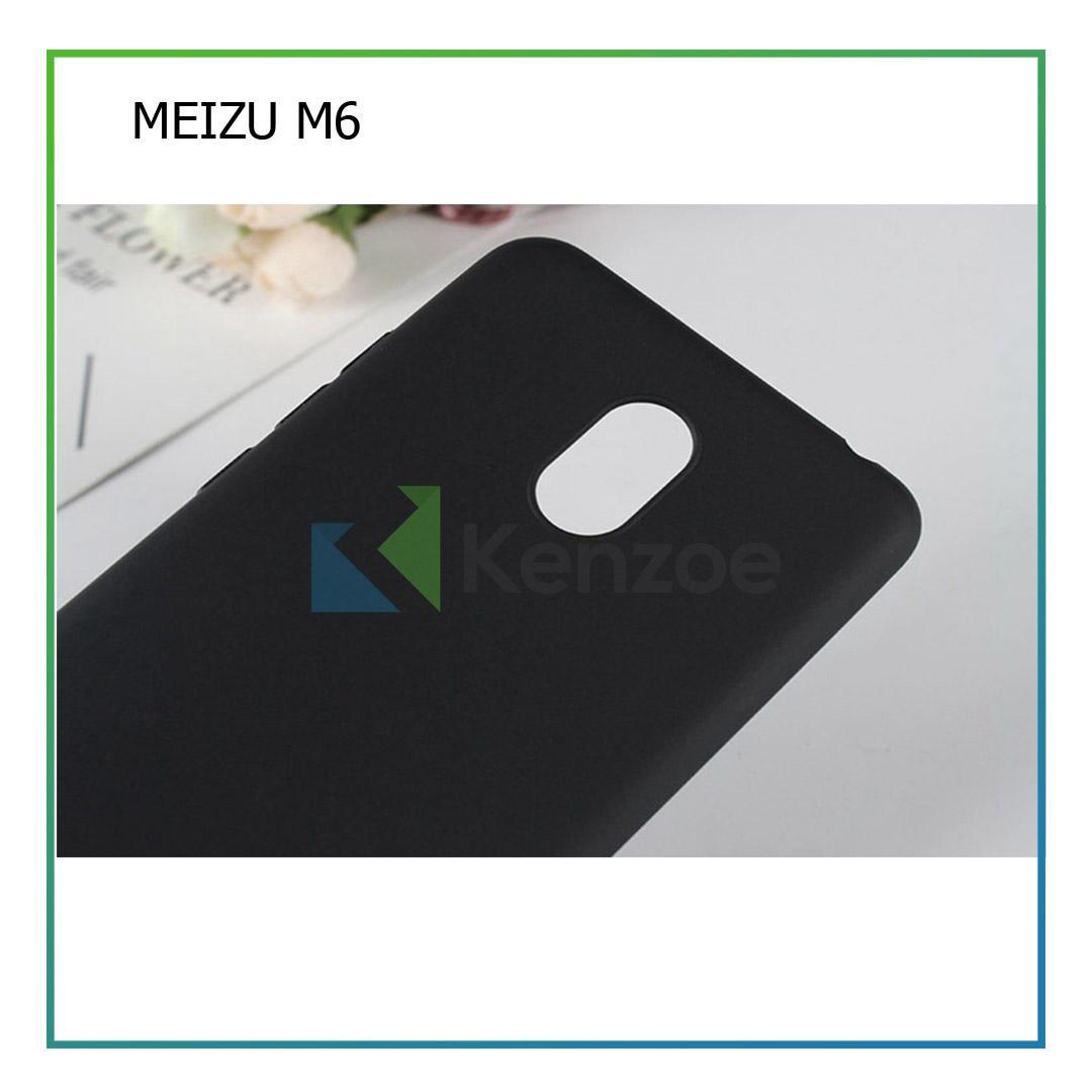 Kenzoe Case Super Slim Black Matte Huawei Meizu M6 Baby Skin Softcase Ultra  . d27b70b376