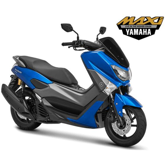Yamaha N-Max - Jakarta Tangerang