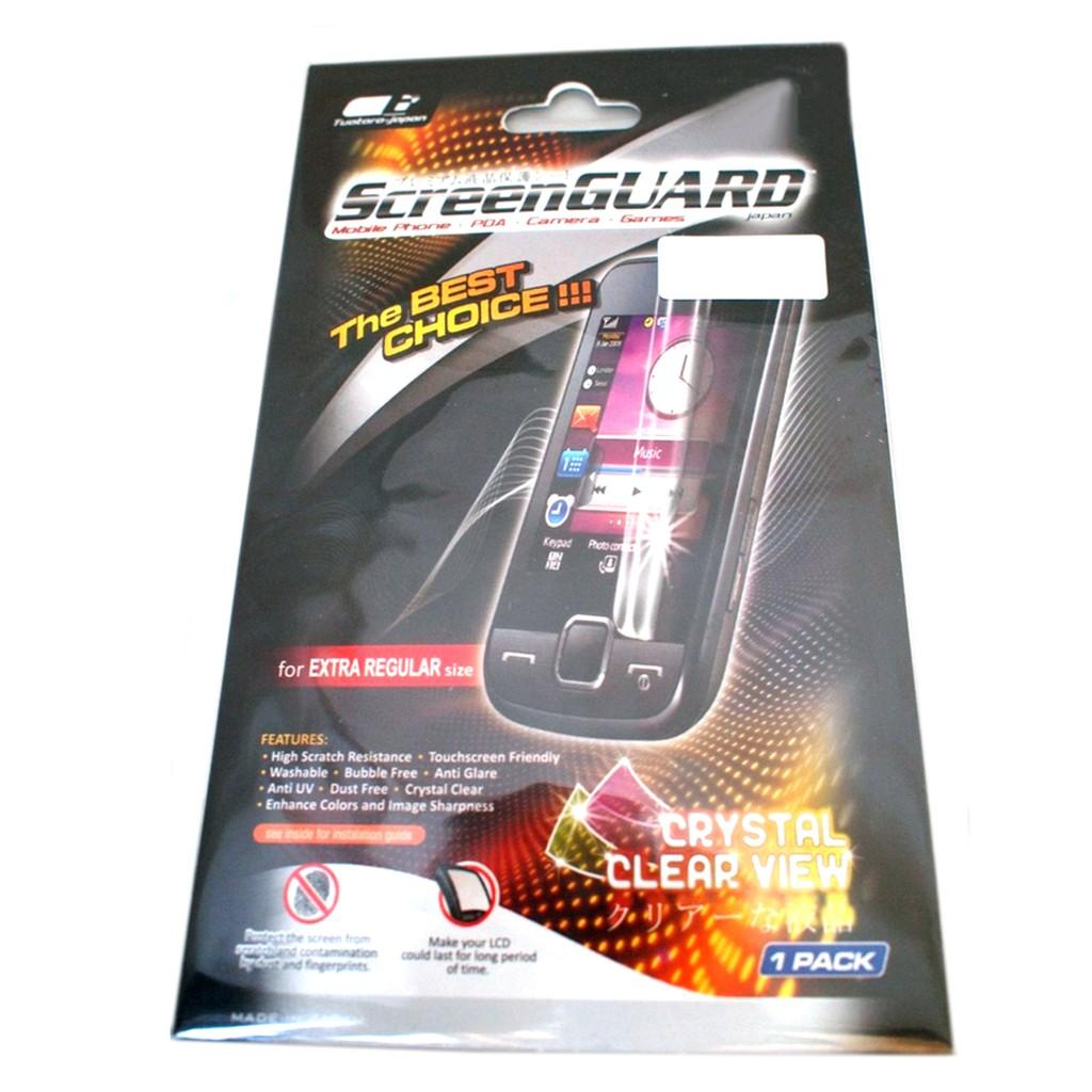 Screen Guard BB Blackberry 9105 Pearl (Anti Gores)