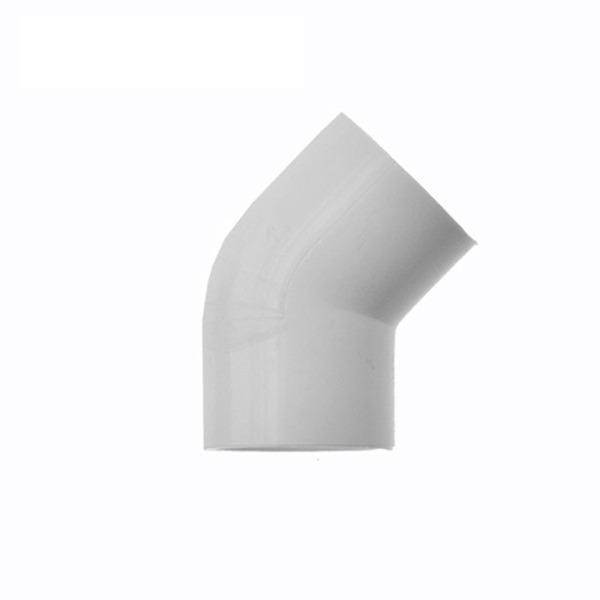 Bibit Bunga Elbow 45 Derajat Food Grade (Impor) – 27mm / Pipa 3/4″ Ukuran LN