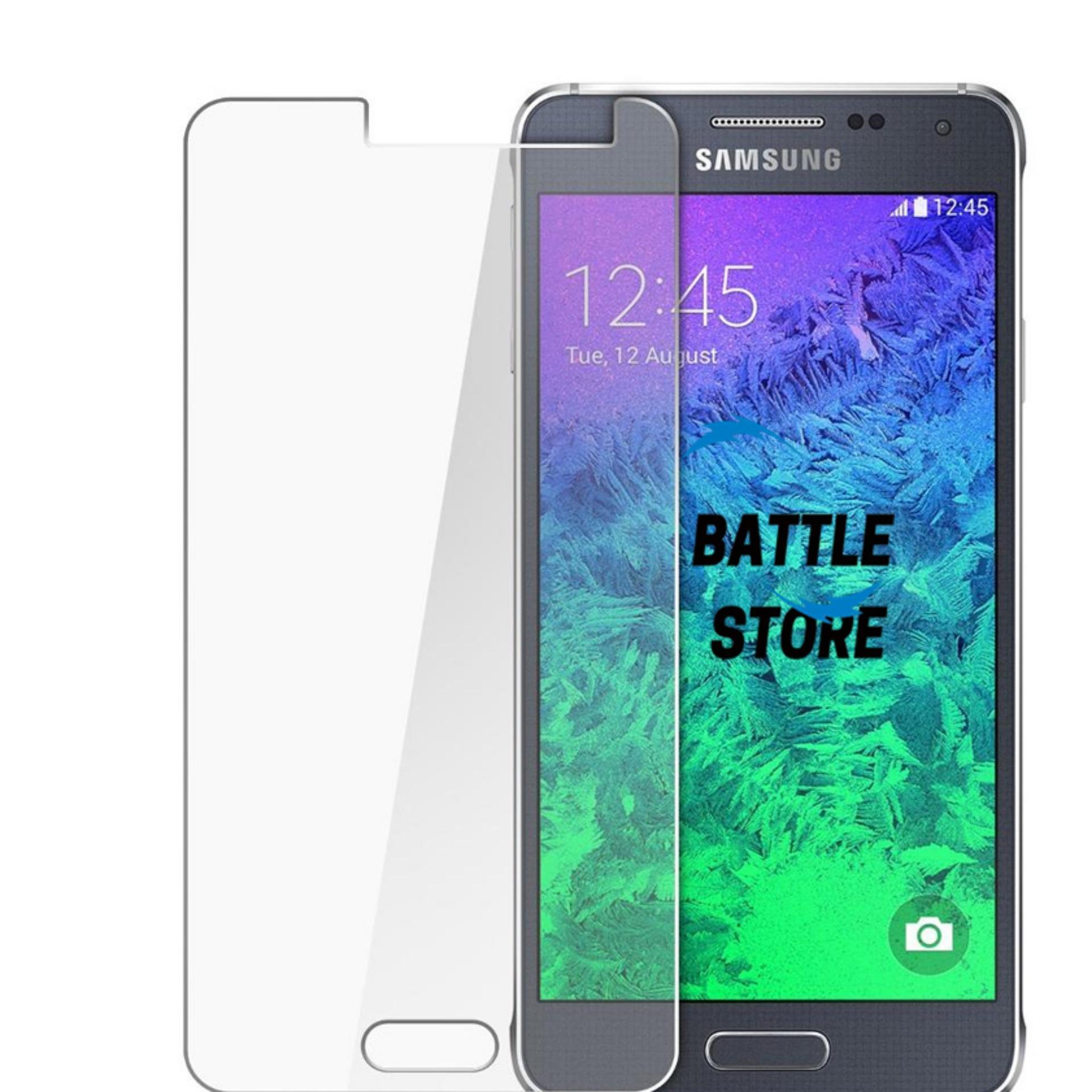 Samsung Galaxy A3 2015 ( A300 ) Screen Protector Tempered Glass / Anti Gores Kaca -
