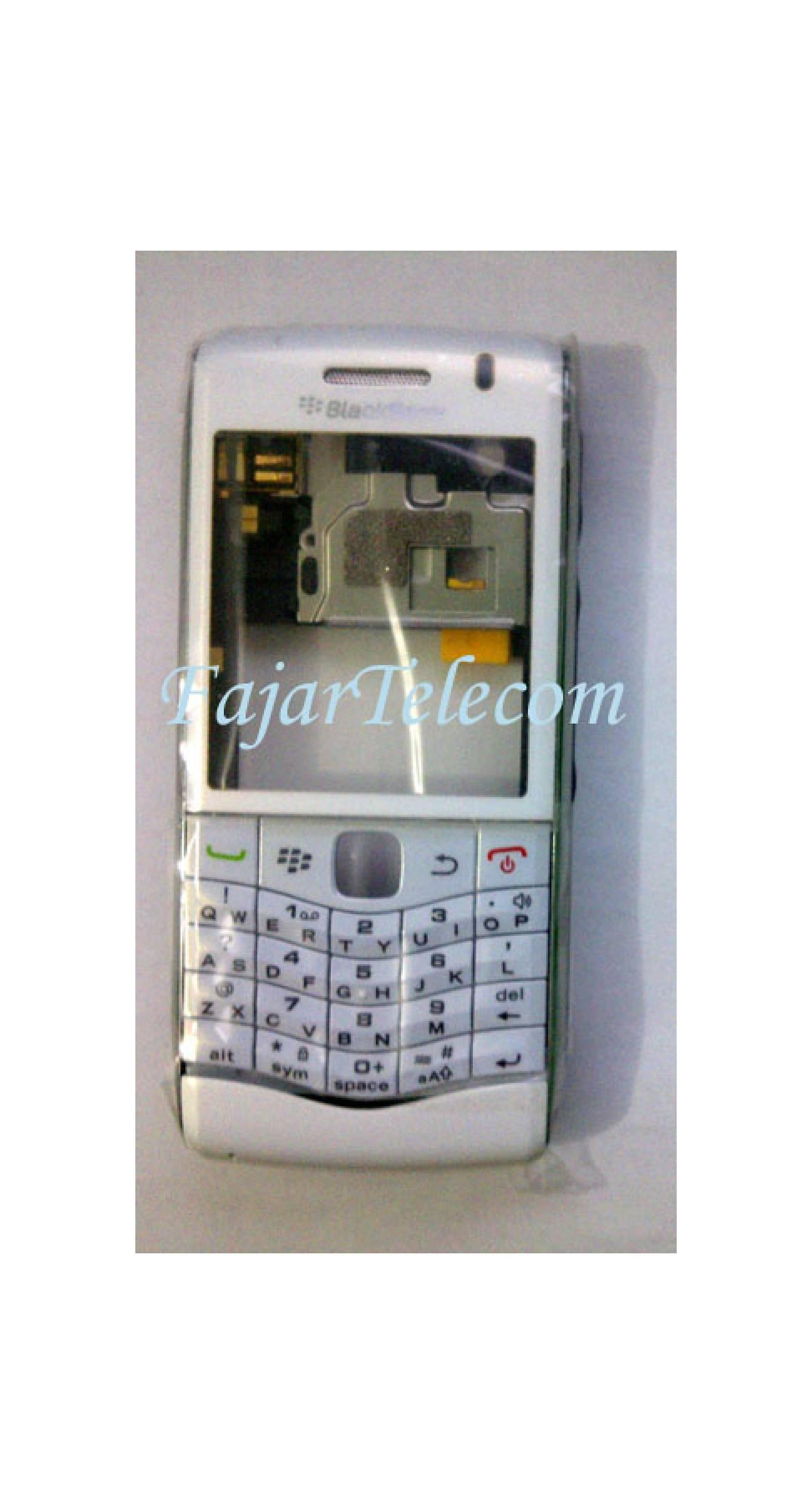 Casing BB / BlackBerry Pearl 3G 9100 Housing Fulset + Tulang