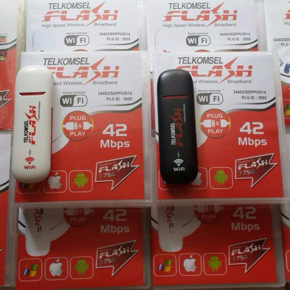 Modem Usb Gsm 4g Lte Wifi Router 3g Advance Dt10 All Operator  Bagus Flash Telkomsel 42mbps