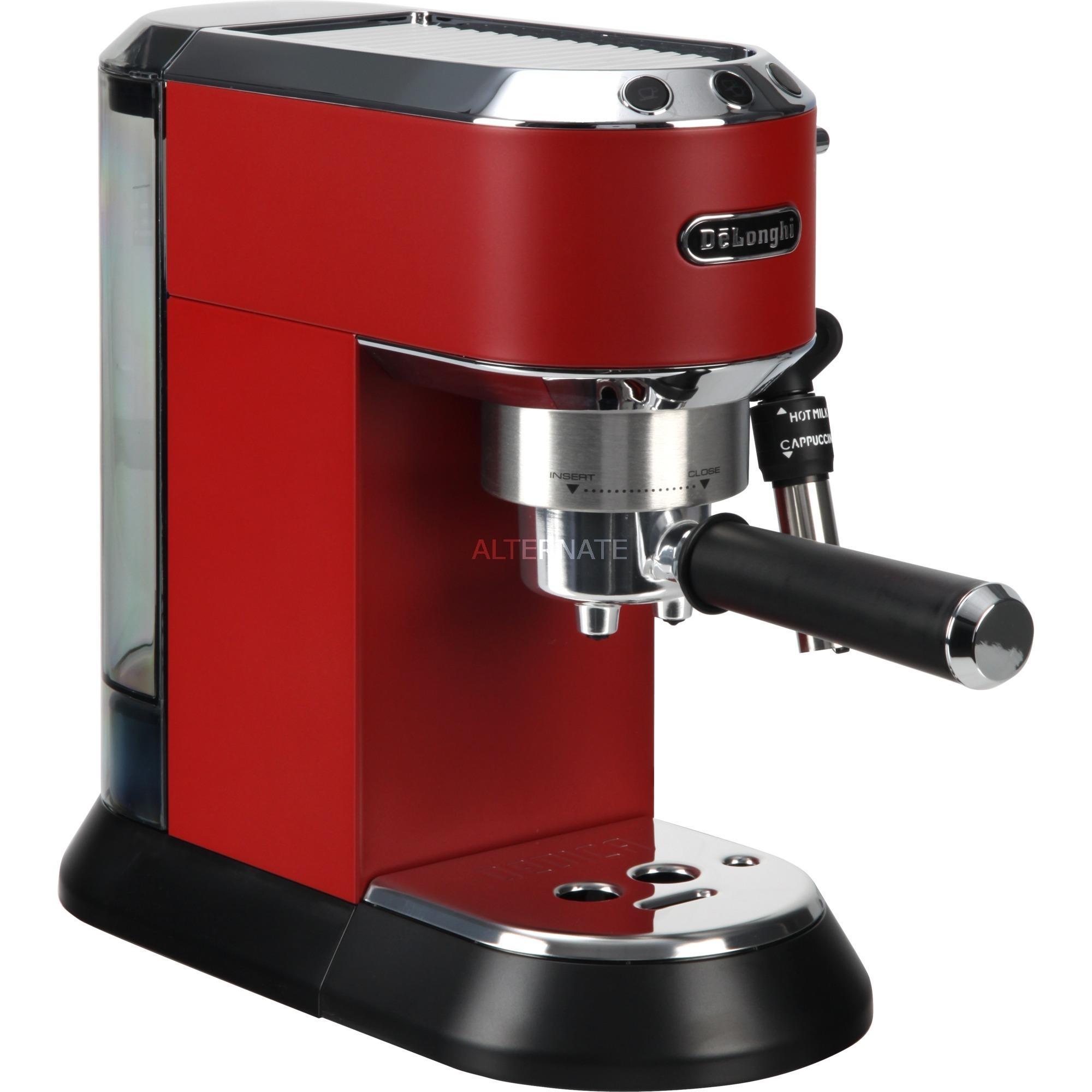 Review Delonghi Ec685 R Coffee Maker Merah Delonghi
